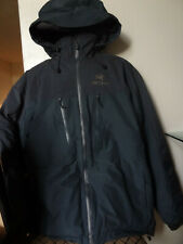 Arcteryx Fission SV Ski Jacket Insulated Gore Tex XCR Men's Large Made in Canada