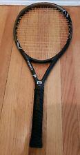 """Wilson Hyper Hammer 3.6 Rollers Os 115 Tennis Racquet 4 1/4 28"""""""