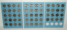 1999-2009 STATEHOOD QUARTER COLLECTION IN NEW WHITMAN FOLDER W/DC & TERRITORIES