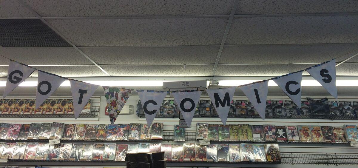 Got Comics, Inc