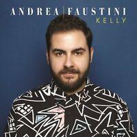 Andrea Faustini 'KELLY' [CD 2015] *FREE Shipping & FAST Dispatch Guaranteed*