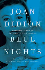 Blue Nights by Joan Didion (Paperback, 2012)