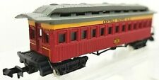 N Bachmann Central Pacific 1860 Old Time Coach #3 (no box needs HR) LNWB