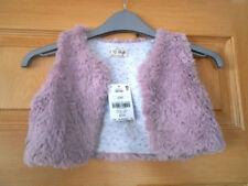 NEXT Faux Fur Girls' Coats, Jackets & Snowsuits (0-24 Months)