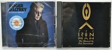 Roger Daltrey: As Long As I Have You (NEW) & Pete Townsend  : The Iron Man CDs
