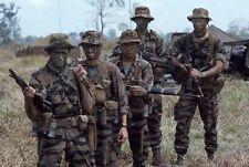 Vietnam War U.S. Army 75th Ranger Battalion 1969 High Gloss Photo 8.5x11