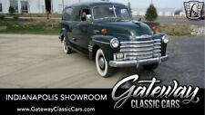 1950 Chevrolet 3800 Panel Truck