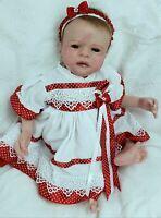 "Reborn Girl Doll~Tru Born~""Fern""~Preemie by Bobbi Perez and Tony Morgan~16""~SOLE"
