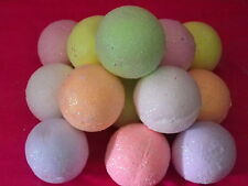 50 LARGE BATH BOMBS FIZZY10 LUSH FRAGRANCE cheapest in the uk only 39.99
