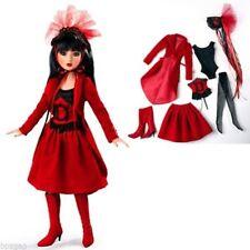 Ashton Drake Delilah Red Velvet Doll