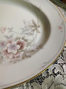 Noritake China Legendary Shrewsberry Large  Platter 13.5x10