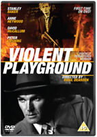 Violent Playground DVD (2012) Stanley Baker, Dearden (DIR) cert PG ***NEW***