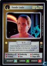Juego de tarjetas coleccionables de Star Trek 1E