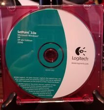 Pre-owned ~  Logitech SetPoint 3.0a Microsoft Windows XP / XP x64 Edition, 2000