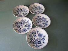 5 Meissen Blue Onion Fruit Berry Bowl Bowls