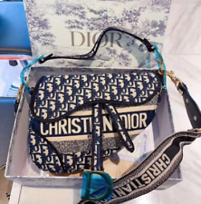 New Dior Shoulder Bag, with Box, Cloth bag