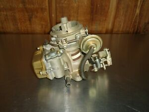 New NOS Holley 1920 1-Barrel Carburetor 3225 1960-1965 Dodge Plymouth 170 225