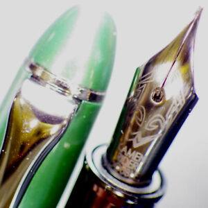 SAILOR KAMEN RIDER DOUBLE Converter Fountain Pen SAILOR Flex F Nib