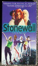 Stonewall A Film by Nigel Finch Frederick Weller Guillermo Diaz 1996 Vhs