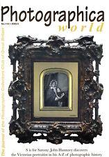 Photographica world magazine  No. 114 , 2005/4   with Canon 7 camera  article .