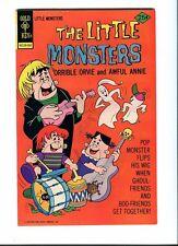 The Little Monsters 34 . Gold Key  . 1976 -   FN  / VF