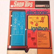 Shop Tips Magazine Electronic Ignition May 1976 060517nonrh