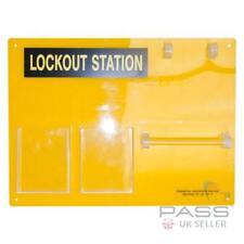 *NEW* Lockout Tagout Station - fits 5 Locks