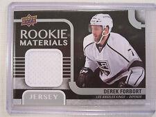 2015-16 Upper Deck Hockey Rookie Patch Card  Derek Forbort RM-DF