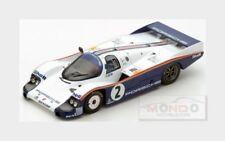 Porsche 956 #2 24H Le Mans 1983 J.Mass S.Bellof White Blue SPARK 1:43 S5504