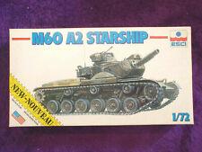 ESCI #8316 1:72 M60A2 STARSHIP Missile Lauhcing Tank Model Kit *SEALED IN BAG*