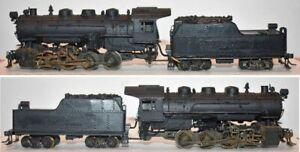 USRA 0-8-0 Steam Locomotive Tenshodo Brass HO Painted S22.3