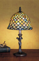 Meyda Tiffany 30315 Stained Glass / Tiffany Accent Table Lamp - Tiffany Glass
