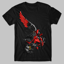 Ducati Tee T-Shirt multistrada motorcycle Crow