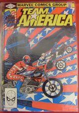 TEAM AMERICA 1-12 MARVEL COMIC SET COMPLETE ORIGIN SHOOTER GHOST RIDER 1982 NM