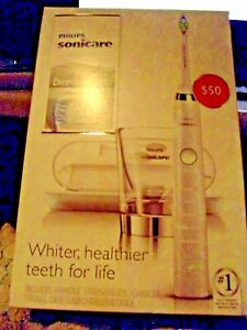 Philips Sonicare DiamondClean Rechargeable Electric Toothbrush HX9332/10 - White