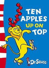 Dix pommes jusqu 'au sommet par le dr seuss (paperback, 2003) nouveau livre