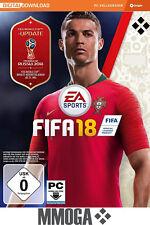 FIFA 18 plus le contenu 2018 WorldCup - PC EA Origin Code de téléchargement - FR