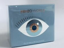 Kenzo World Perfume 2.5 oz 75 ML Eau De Parfum Spray for Women Sealed in box