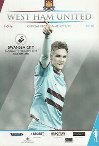West Ham United v Swansea City