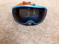 Trespass Ski / Snowboarding Goggles, Blue Frame, Free UK POSTAGE!!!
