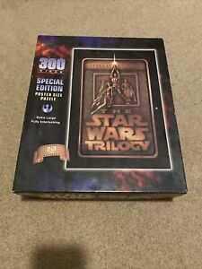 New Star Wars Trilogy Special Edition Puzzle 300 pieces Poster Size
