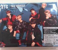 BTS FACE YOURSELF JAPAN ALBUM Type A CD+Blu-ray+STICKER BANGTAN BOYS K-POP F/S