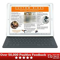 """iPad Pro 12.9"""" Keyboard Genuine Apple Smart Folio Case - MJYR2ZMA - UK English"""