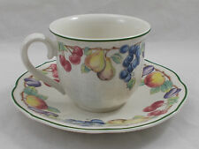 Villeroy & Boch MELINA coffee cup and saucer (smaller size) EXCELLENT