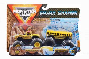 Monster Jam Colour Change EL TORO LOCO Vs HIGHER EDUCATION 1:64  - New