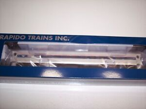Rapido AMTRAK HORIZON Phase 6 Coach unnumbered w/decals HO scale brand new Mint.