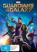 Guardians of the Galaxy  - DVD -  Region 4 (Marvel Movie)