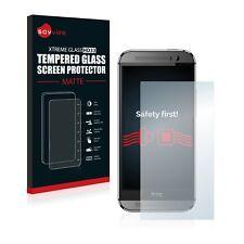 Panzerglas Matt für HTC One M8 Panzerfolie Glasfolie 9H Schutzfolie