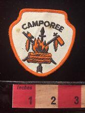 Vtg CAMPOREE BSA Boy Scout Patch 69C3 ex