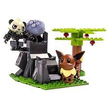 Ionix Pokemon - Pancham vs Eevee Playset 30701 Boys & Girls 6 yrs old New 2014